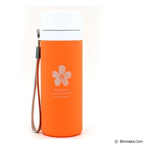 SEND2PLACE Botol Minum [BTL00010] - Orange - Botol Minum