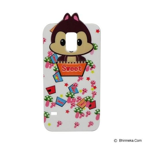 EXCELLENCE Case Soft Timbul Motif Disney 1 for Samsung S5 [ABCSAIS5STMD] - Casing Handphone / Case
