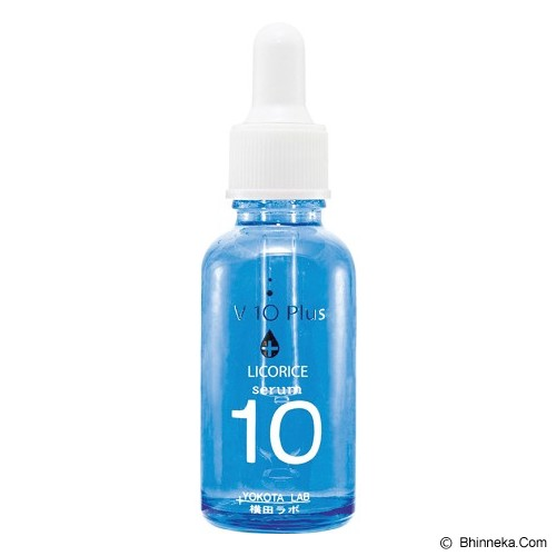 V10 PLUS Licorice Serum Bottle 10ml - Serum Wajah