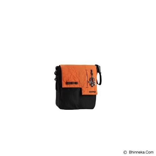 OKIEDOG Loft Paige [24219] - Orange Black - Tas Perlengkapan Bayi