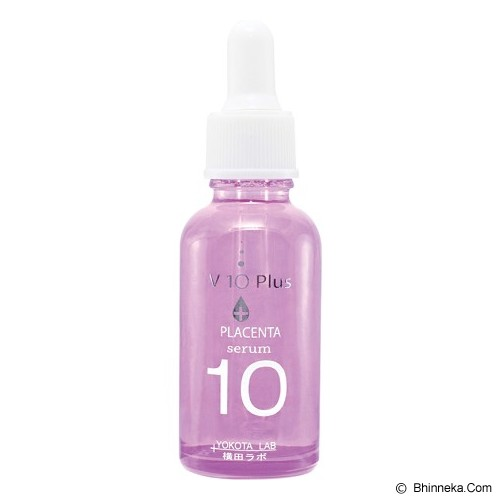 V10 PLUS Placenta Serum Bottle 10ml - Serum Wajah