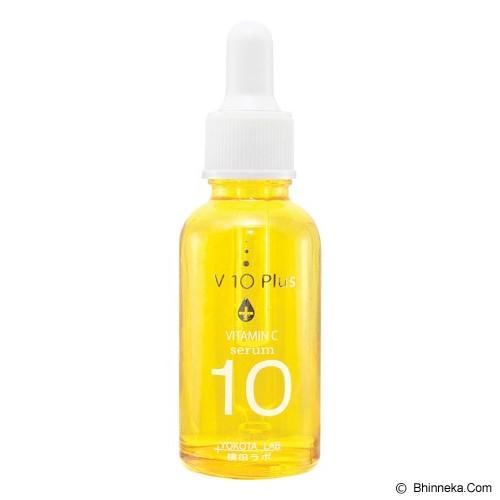 V10 PLUS Vitamin C Serum Bottle 10ml - Serum Wajah