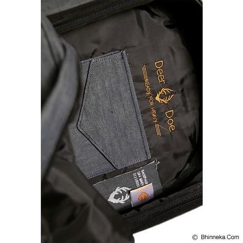 DEER AND DOE Denim Bag - Gray Ash - Tas Punggung Sport/Backpack