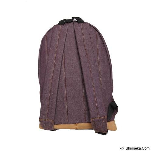 DEER AND DOE Denim Bag - Dry Darken Violet - Tas Punggung Sport/Backpack