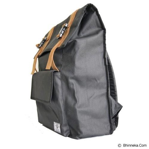 DEER AND DOE Denim Bag - Big Carbonic Black - Tas Punggung Sport/Backpack