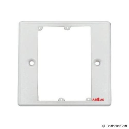 ABTUS Faceplate 2 Module [MF-600-02ST-UK-S] - Faceplate