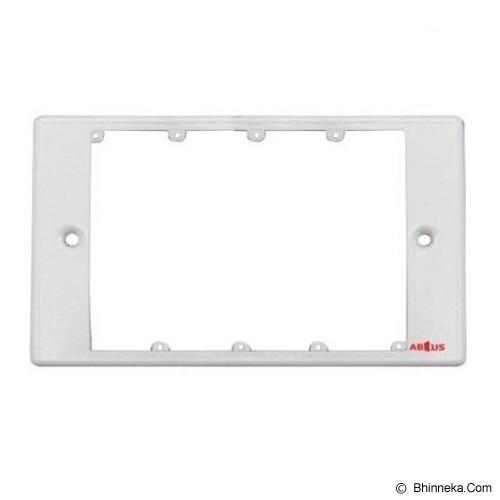 ABTUS Faceplate 4 Module [MF-600-04ST-UK-D] - Faceplate
