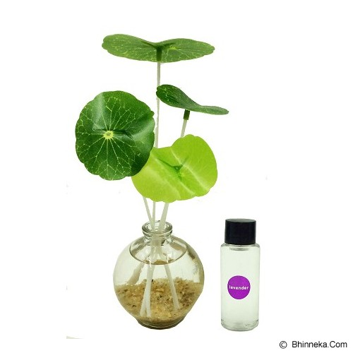 TAKI Reed Diffuser 30ml with Water Lily [AR-52] - Lavender - Aromatherapy / Lilin Terapi