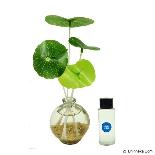 TAKI Reed Diffuser 30ml with Water Lily [AR-52] - Ocean Mist - Aromatherapy / Lilin Terapi