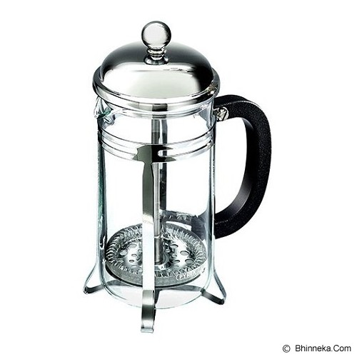 FLORENZA Plunger Coffee Maker Press - Mesin Kopi Manual