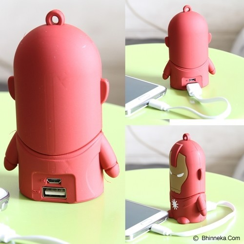 CREATIVE CARTOON Powerbank 8800mAh IrM - Portable Charger / Power Bank