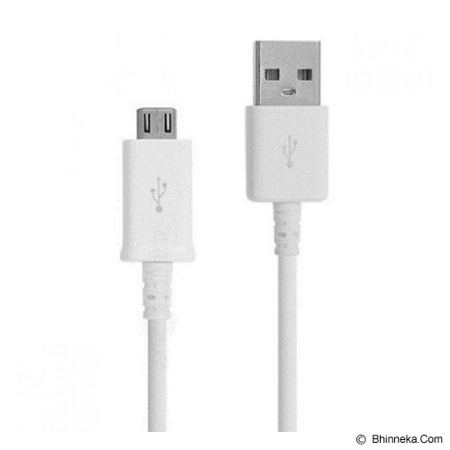 WAKAKA Micro USB Cable Charge & Sync 1M - White - Cable / Connector Usb