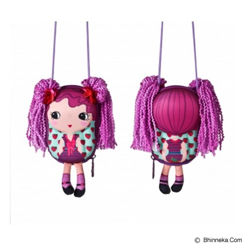 OKIEDOG Tiny Treasures Berry [87005] - Tas Anak