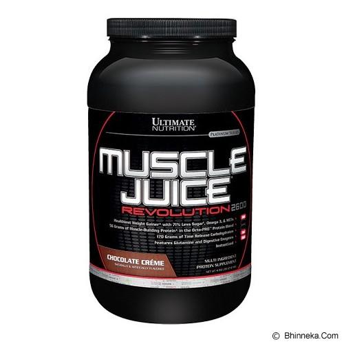 ULTIMATE NUTRITION Muscle Juice Revolution 2lb - Suplement Penambah Daya Tahan Tubuh