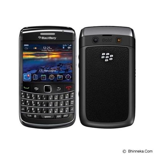 BLACKBERRY 9780 Onyx II - Black (Merchant) - Smart Phone Blackberry