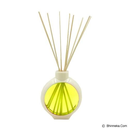 TAKI Mood 220ml with Reed Diffuser [MZ-21] - Sunflower - Aromatherapy / Lilin Terapi