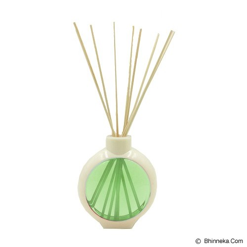 TAKI Mood 220ml with Reed Diffuser [MZ-21] - Lemon Grass - Aromatherapy / Lilin Terapi
