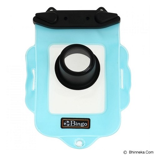 BINGO Waterproof camera clipper blue wp1-10 - Other Photography Case and Pouch