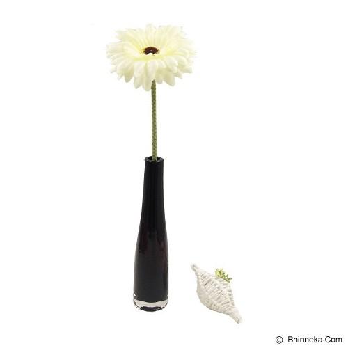 TAKI Moodz Daisy Glass 100ml with Diffuser [MZ-24] - Lily & Jasmine - Aromatherapy / Lilin Terapi