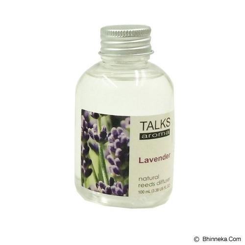 TAKI Aroma Talks 100ml with Reed Diffuser Refill [AR-22] - Lavender - Aromatherapy / Lilin Terapi