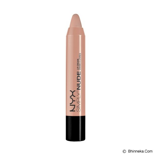 NYX Simply Nude Lip Cream Fairest - Lipstick