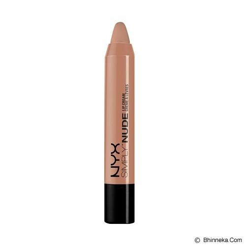 NYX Simply Nude Lip Cream Peaches - Lipstick
