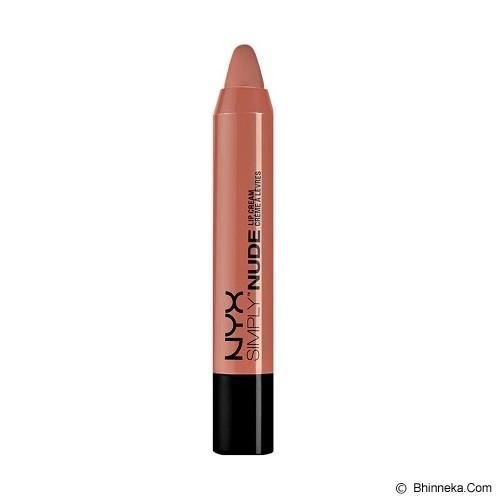 NYX Simply Nude Lip Cream Sable - Lipstick