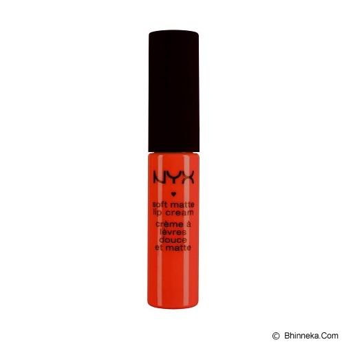 NYX Soft Matte Lip Cream Morocco - Lipstick