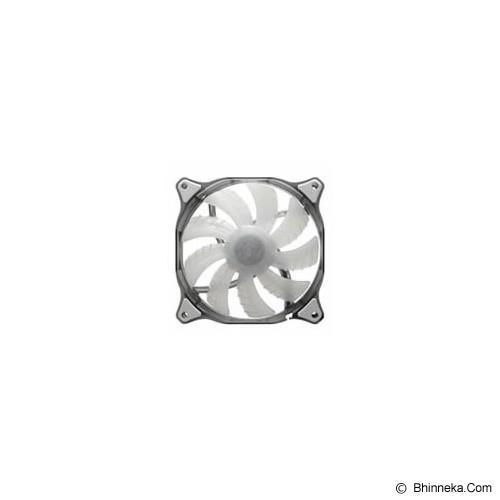 COUGAR Fan Dual-X LED [CF-D12Hb] - Green - Kipas Komputer