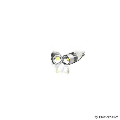 ENIX Auto LED Lamp 2x T10 1Cree White 12V - Lampu Interior Mobil