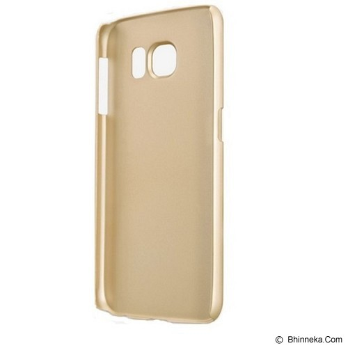 NILLKIN Frosted Shield for Galaxy S6 [6721501665] - Gold - Casing Handphone / Case