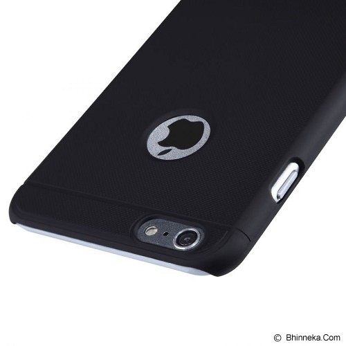 NILLKIN Frosted Shield for iPhone 6 Plus [6721501543] - Black - Casing Handphone / Case