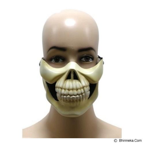 ROTAMART Masker Motor 3 Dimensi - Half Face Krem - Masker Motor
