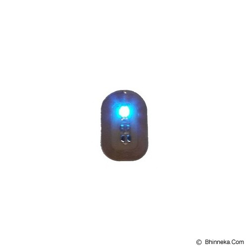 BKENZ Nailart LED [NAR0002] - Blue - Sticker Kuku