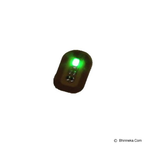 BKENZ Nailart LED [NAR0003] - Green - Sticker Kuku