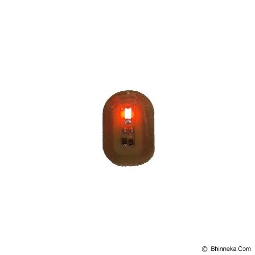 BKENZ Nailart LED [NAR0004] - Red - Sticker Kuku