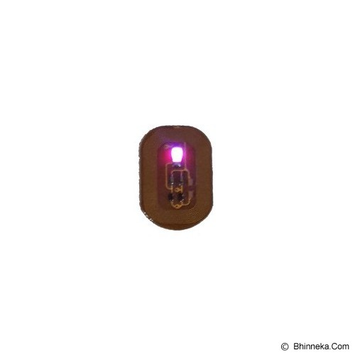 BKENZ Nailart LED [NAR0005] - Pink - Sticker Kuku