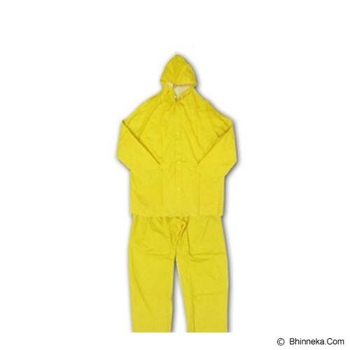 SAFE-T Jas Hujan Polos SRS 300 - Kuning - Jas Hujan