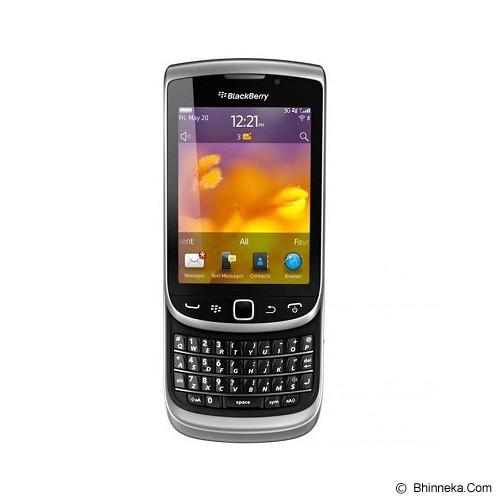 BLACKBERRY Torch 9810 Jennings (Garansi by Merchant) - Black - Smart Phone Blackberry
