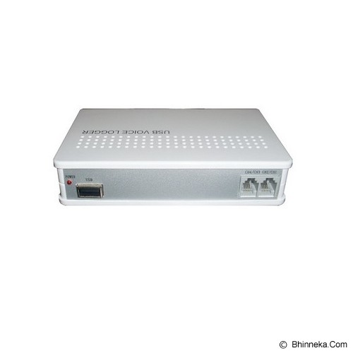 JWC Alat Rekam Telepon USB 4 Line - Pabx