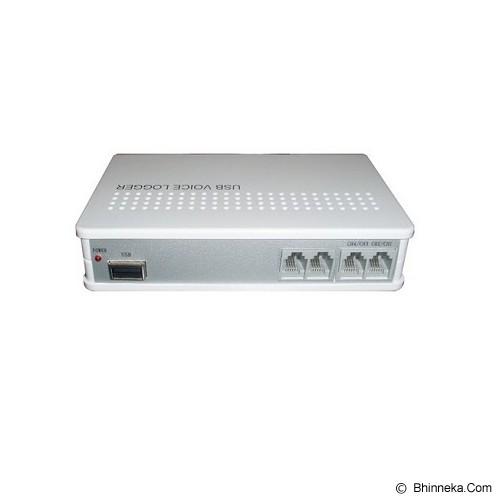 JWC Alat Rekam Telepon USB 8 Line - Pabx
