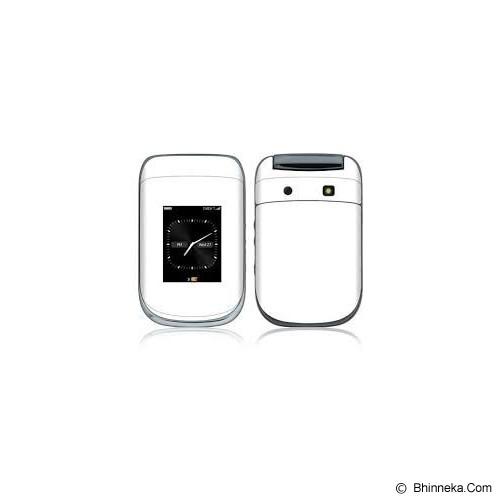 BLACKBERRY Style 9670 (Garansi by Merchant) - White - Smart Phone Blackberry