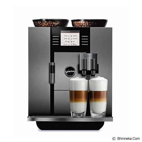 JURA Giga 5 Chrome Espresso Coffee Machine - Mesin Kopi Espresso / Espresso Machine