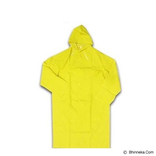 SAFE-T Jas Hujan Raincoat Polos - Kuning - Jas Hujan