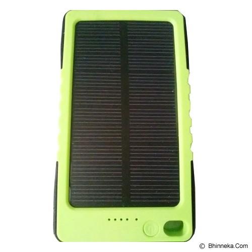 SOLAR GUARD Portable Charger 8000mAh - Green - Portable Charger / Power Bank