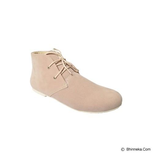 VEGA SHOES Katana Size 38 - Cream - Flats Wanita