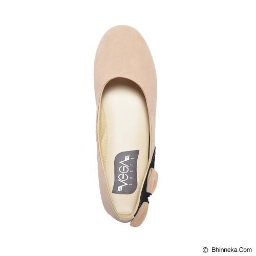 VEGA SHOES Bunny Size 41 - Cream - Flats Wanita