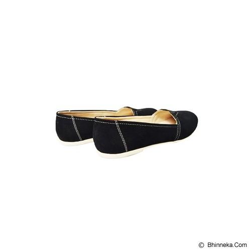 VEGA SHOES Cossy Size 39 - Black - Flats Wanita