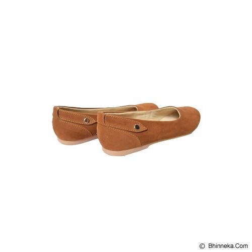 VEGA SHOES Friendly Size 38 - Brown - Flats Wanita