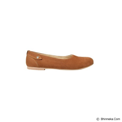VEGA SHOES Friendly Size 40 - Brown - Flats Wanita